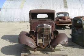 1936 36 IHC INTERNATIONAL TRUCK Parts Or Project RAT ROD 1935 35 ...