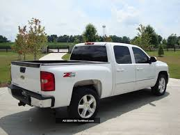 Four Door Chevy Truck Fresh 2007 Chevrolet Silverado 1500 Lt Crew ...