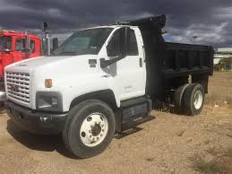 100 Single Axle Dump Trucks For Sale 2009 GMC TopKick C7500 Truck Isuzu 6HK1TC 225HP