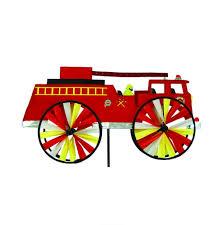 100 Fire Truck Applique Windwheel 20 X 49 More Garden Flags At
