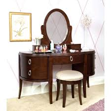 Hayworth Mirrored Dresser Antique White by Gold And White Vanity Stool Vanity Decoration
