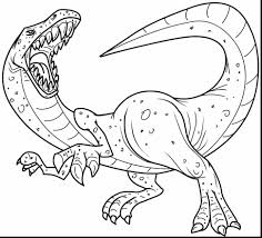Remarkable Dinosaur Coloring Pages With Printable