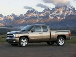 Used 2007 Chevy Silverado 1500 LT 4X4 Truck For Sale In Concord, NH ...