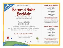 Barnes And Noble Cheesecake And Book Fair Fundraiser – Moses ... Gsa Barnes And Noble Book Fair Garden Of The Sahaba Academy 17 Winter Bookfair Fundraiser Scottsdale Ballet Reminder Support The Hiliners At A This Saturday Parsippany Hills High School Notices Npr Burbank Arts For All An Education Nsol Bookfair Ceo Resigns Nook Gets New Boss Tablet News Spotlight Circus Juventas Read On Tucson Family