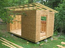 how to build a garden shed the gardens