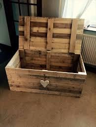 the 25 best pallet chest ideas on pinterest wooden trunk diy