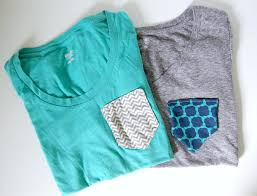 diy pocket tee how to make a pocket t shirt sewing on cut out