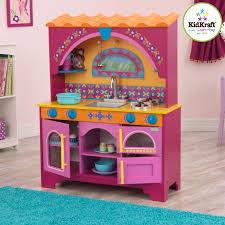 kidkraft dora the explorer kitchen 53293