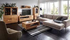 innatura massivholzmöbel i wohnzimmer aus massivholz