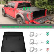100 Tonneau Covers For Trucks Superduty TriFold Truck Bed Cover Truck Cargo Bed Cover