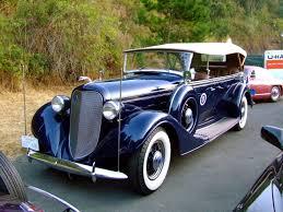 100 Lincoln Cars And Trucks Ex FDR 1935 Model K V12 Phaeton At Bonhams Auction 1