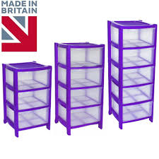 Plastic Drawers On Wheels by Purple Drawer Plastic Large Tower Storage Drawers Unit With Wheels Purple Drawer Plastic Large Tower Storage Drawers Unit With Wheels Made In Uk Jpg