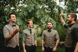 Casual Brown Khaki Light Mens Vests Weddings Beauty And Attire