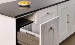 White Gloss Handle Kitchen Bedroom Bespoke Chrome Gloss Cabinet