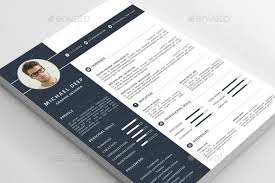 Creative Skills Based Resume Template