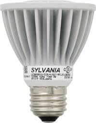 sylvania ultra led par20 l dimmable led light bulb direct