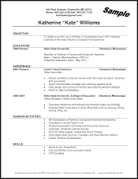 Resume Skills Examples Sales Associate Clothing Store Retail Sample With Experience Katherine Williams Images