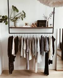 10 offene schrankideen für kleine schlafzimmer schrank
