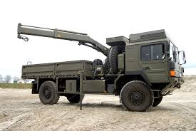 Defence Cranes