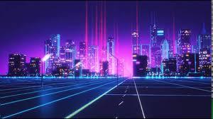Synthwave Retro Electro