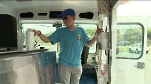 Teen Entrepreneur Operating Vintage Ice Cream Truck   WNEP.com Rent Our Ice Cream Truck New Jersey Hoffmans The 2017 Imdb Treatbot Talking About Race And Leaves A Sour Taste For Some Wbur Old Vintage Retro Stock Vector Royalty Free Trucks Jericho Ny Catering Jakes Fashioned Ministry At Arley First Baptist Church Daily Mountain Eagle Austin Texas Photo Good Times Calls Riding On Our 60th Anniversary With Zeidys Truck Kleins Design An Essential Guide Shutterstock Blog Cream By Zaktheelf Deviantart
