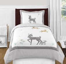 Chicago Bulls Bed Set by Kids Cabin Themed Bedding Wildlife Crib Sets Rustic Baby