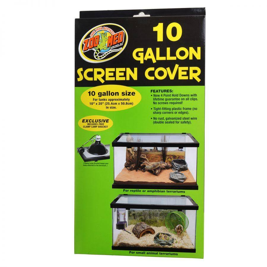 Zoo Med Screen Cover - 10gal Tanks