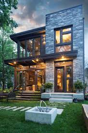 100 Contemporary Architectural Designs Idyllic Contemporary Residence With Privileged Views Of Lake Calhoun
