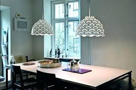 Dining Room Hanging Light Contemporary Lighting Ideas A Modern For