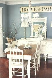 Shabby Chic Dining Room Rustic Elegant Table Images Of