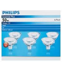 buy philips halogen light bulb 50w 6pk at countdown co nz
