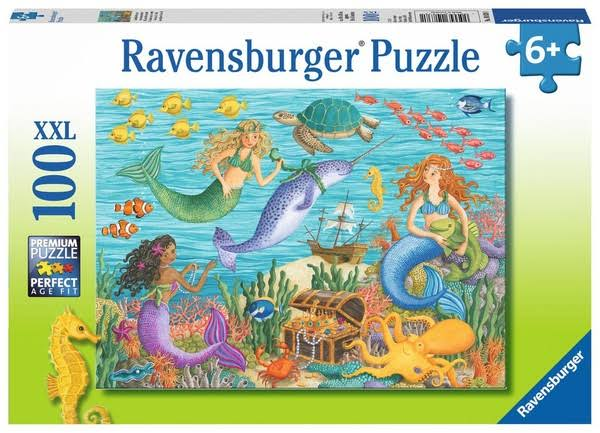 Ravensburger Puzzle - Narwhals Friends, 100pcs