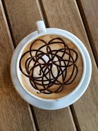 Caffe Ladro Bellevue Washington Pretty mocha Popular spot for