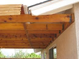 Wood Patio Cover Designs Lightandwiregallery