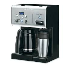 Cuisinart Dual Coffee Maker Two To Go Er Ideas And Way Brewer Cup Pod