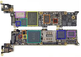 iphone 5 logic board front and back Startup88