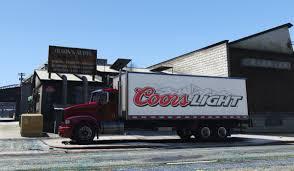 100 Truck Advertising Real Advertisements GTA5Modscom