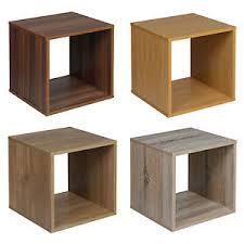 wooden bedside bookcase shelving display storage wood shelf