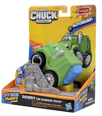 99 Chuck And Friends Tonka Trucks Funskool And Rowdy The Garbage Truck