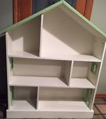 Pottery Barn Dollhouse Bookcase Discontinued Collectible