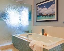 Beach Glass Bath Accessories by 20 Beautiful Beach Style Bathroom Design Ideas