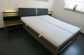 schlafzimmer set santos musterring walnussholz nb