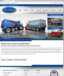 100 Truck Rental Akron Ohio Custom Responsive Web Design For Heritage Equipment