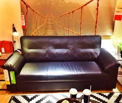 Leather Sofa Bed Ikea by Ikea Knislinge