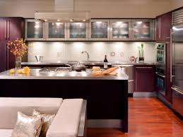 C Shaped Kitchen Home Design Very Nice Unique At Interior