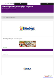 PPT - Shindigz Coupon Code | Halloween Party Supplies | Http ...