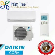daikin cora split inverter air conditioner ftxm35qvma 3 5kw r32 5 years