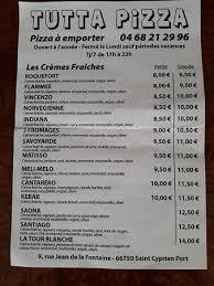 tutta pizza cyprien restaurant avis photos tripadvisor