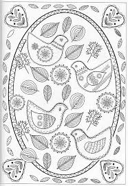 Coloring Books Embroidery Designs Scandinavian Vintage Bruges Lace Pages Book