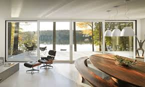 100 Cantilever Home Vermont Camp Retreat Modern Design Build